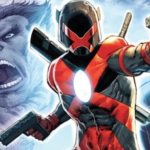 Marvel, Major X: Rob Liefeld presenta Dreadpool, Aura e Old Man Cable!