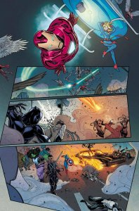 War of the Realms #1, anteprima 02