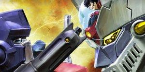Mazinger Z vs. Transformers