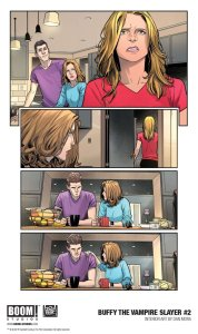 Buffy the Vampire Slayer #2, anteprima 05