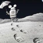 Feltrinelli Comics: Luna 2069 di Leo Ortolani è in viaggio nello spazio