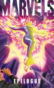 Marvels Epilogue #1, copertina di Alex Ross