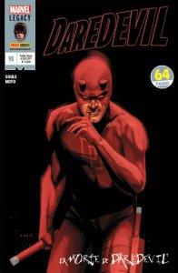 Daredevil 93, copertina di Phil Noto