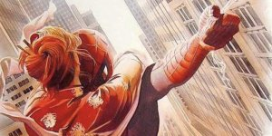 spider-man alex ross