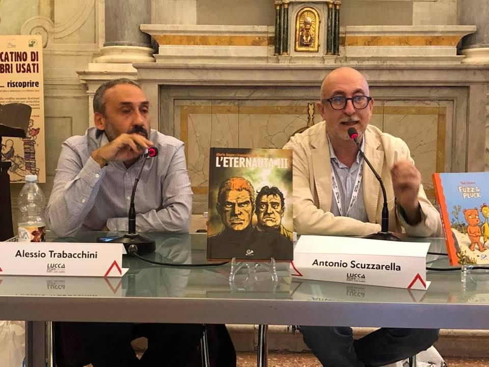 Alessio Trabacchini e Antonio Scuzzarella