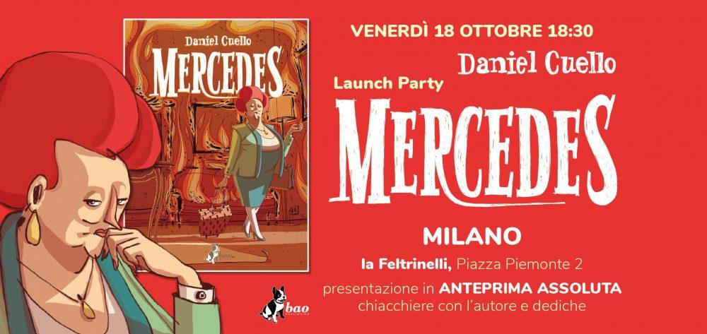 Mercedes Launch Party