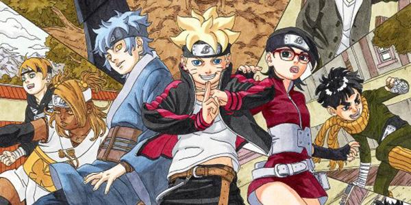 La next generation di Naruto - la nuova serie su Boruto ico