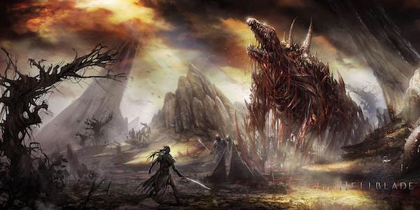 Hellblade: Senua's Sacrifice banner