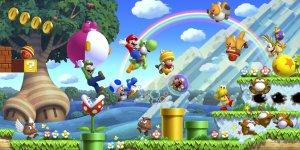 New Super Mario Bros. U banner