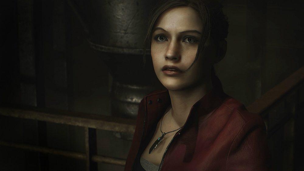 Resident Evil 2 banner scheda