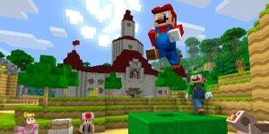 Minecraft, il nuovo trailer per Nintendo Switch promuove il crossplay con Xbox One