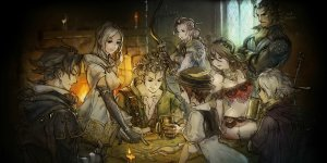 Octopath Traveler, lo spot in italiano