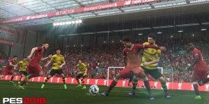 Pro Evolution Soccer 2018, il trailer del Data Pack 2.0