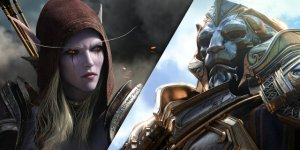 World of Warcraft, il nuovo trailer in computer grafica mostra Varok e Thrall
