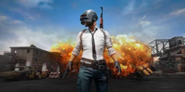 PlayerUnknown's Battlegrounds megaslide