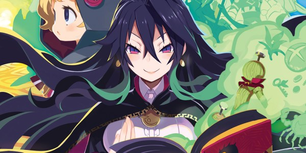 Labyrinth of Refrain: Coven of Dusk banner megaslide