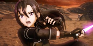 Sword Art Online: Fatal Bullet banner