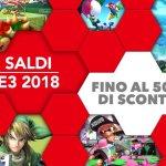 Nintendo Switch, le migliori offerte dei saldi E3 2018