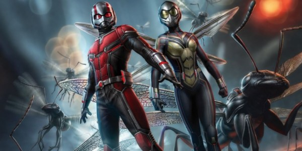 Ant-Man and The Wasp megaslide