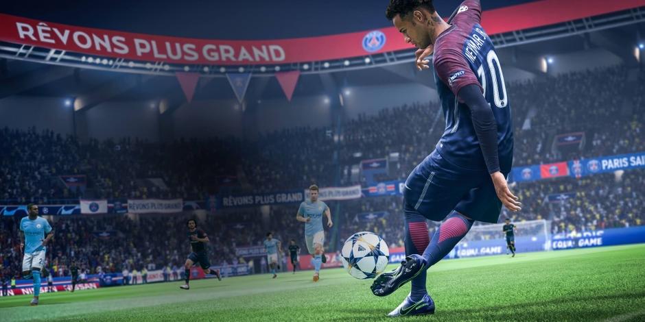 FIFA 19 megaslide