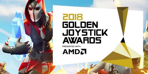 Golden Joystick Awards 2018