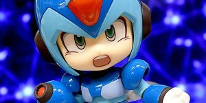 Mega Man X Nendoroid banner