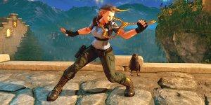 Street Fighter V: Arcade Edition Cammy banner