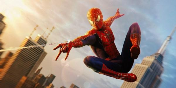 Marvel's Spider-Man Sam Raimi megaslide
