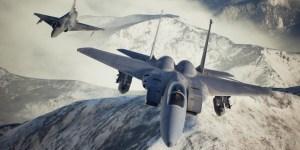 Ace Combat 7 Skies Unkwnown megaslide