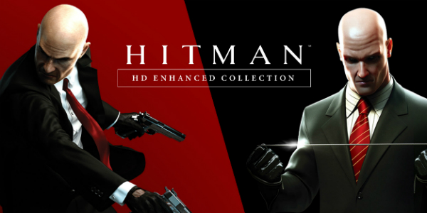 Hitman HD Enhanced Collection banner