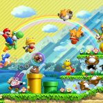 New Super Mario Bros. U Deluxe nel trailer di lancio