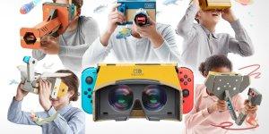 Nintendo Labo VR banner