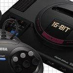SEGA Mega Drive Mini, svelati la data di uscita e i primi giochi