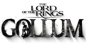 The Lord of the Rings Gollum banner