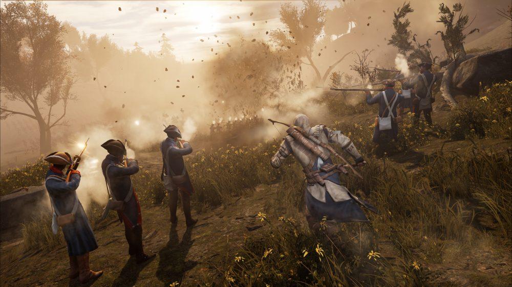 Assassin's Creed III Remastered screenshot