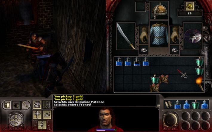 Vampire: The Masquerade – Redemption screenshot