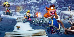 Crash Team Racing Nitro-Fueled, un'ora e mezza di gioco su Nintendo Switch