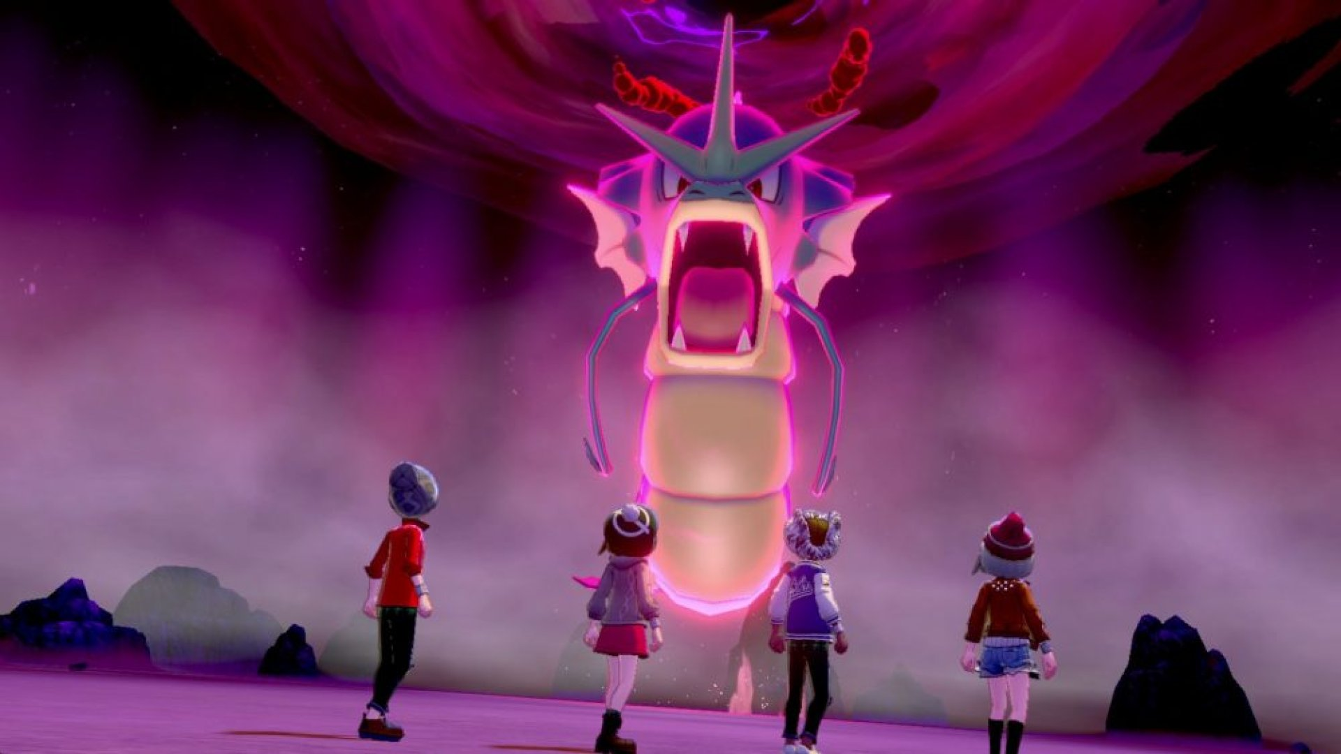 Pokémon Spada Pokémon Scudo screenshot