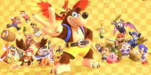 E3 2019, l'Eroe di Dragon Quest e Banjo e Kazooie saranno giocabili in Super Smash Bros. Ultimate
