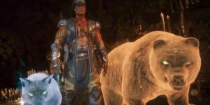 Mortal Kombat 11, il nuovo trailer svela Nightwolf