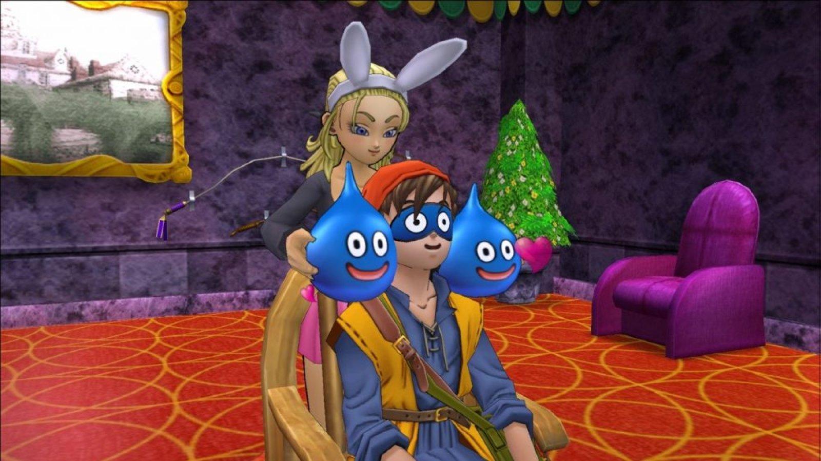Dragon Quest VIII: L'odissea del re maledetto puff-puff