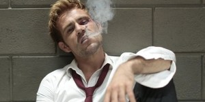 Swamp Thing Constantine Legends of Tomorrow