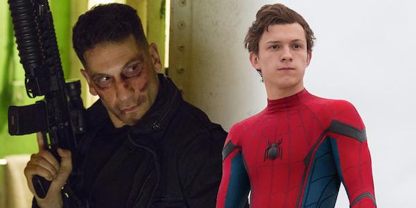 The Punisher Spider-Man