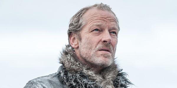 Jorah Mormont Iain Glen Game of Thrones