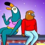 Tuca & Bertie: primo sguardo alla nuova serie animata dai creatori di BoJack Horseman