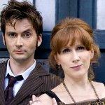 David Tennant e Catherine Tate reciteranno insieme nella serie Americons