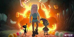 Disincanto: il trailer della seconda stagione, che arriverà il 20 settembre