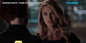 Supergirl: online una scena eliminata della terza stagione