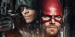 Elseworlds: ecco il primo trailer, Oliver si sveglia nel letto di… Barry?