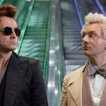 Good Omens: due nuovi artwork della serie con David Tennant e Michael Sheen